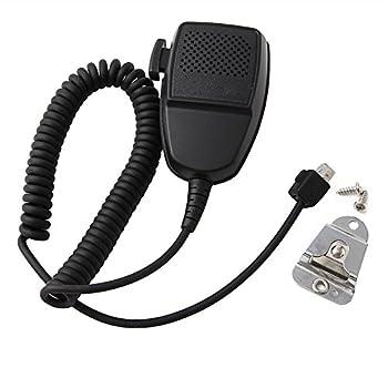 KOVIPGU Car Radio Mic Speaker Microphone for Motorola HMN3596A GM300 GM338 GM950