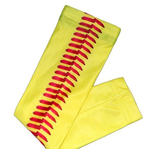 ENCOCO Kühlung UV-Schutz Arm Sleeves für Männer Frauen Sunblock Kühler Schutzhülle für Sport, Running basketball-32Stück L 04
