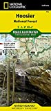 Hoosier National Forest (National Geographic Trails Illustrated Map, 770)