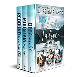 Men of Lake Tahoe Books 1 - 3: Jaeger, Lewis, and Tyler by [Jules Barnard]