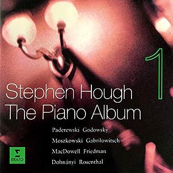 The Piano Album 1: Music by Paderewski, Godowsky, Dohnányi...