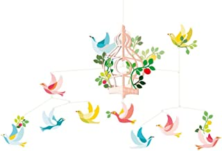 DJECO Birdcage Polypro Mobile Room Decoration
