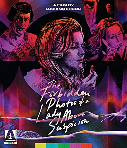 The Forbidden Photos Of A Lady Above Suspicion [Blu-ray]