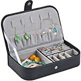 Best Travel Jewelry Cases - Watpot Jewelry Travel Case Organizer for Women Review