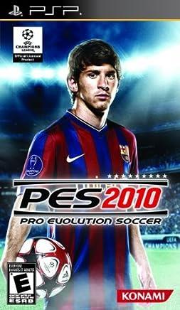 PES 10 PRO EVOLUTION SOCCER 2010
