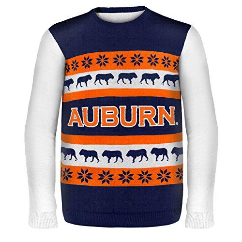 Auburn One Too Many Ugly Sweater Double Extra Large