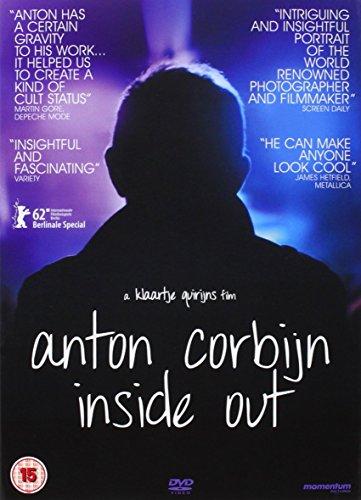 [UK-Import]Anton Corbijn Inside Out DVD