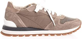 BRUNELLO CUCINELLI Luxury Fashion Womens MZSFG1591C5859 Beige Sneakers   Fall Winter 19