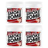 CritterKill 15g Bed Bug Smoke Bomb Fogger Fumigator | Kills Bedbugs | Professional