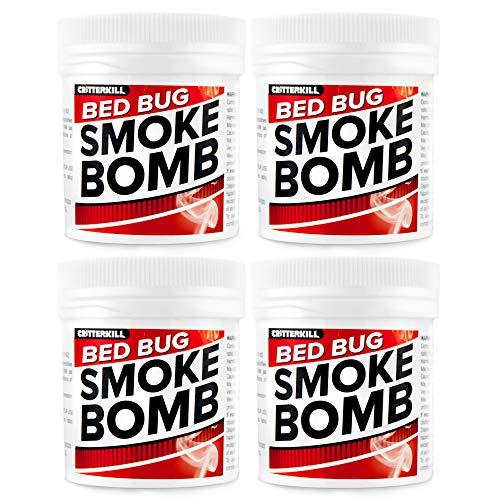 Bomba de humo XL Insecticida contra chinches, 15g, para cama, producto de fuerza profesional