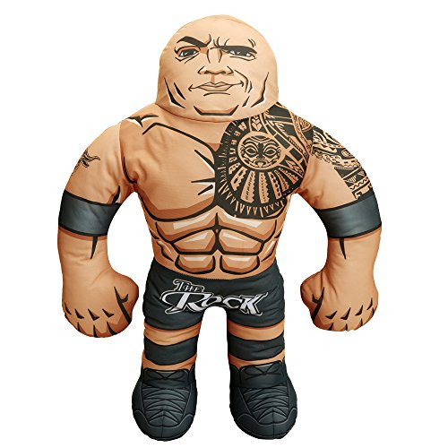 WWE The Rock Enormous Wrestling Buddy Plush