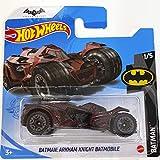 Hot Wheels Batman: Arkham Knight Batmobile Batman 1/5 2020 (8/250) Short Card