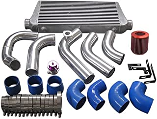 1JZGTE VVTI 1JZ Swap 240SX S13 S14 Intercooler Piping Turbo Intake Kit Single Turbo