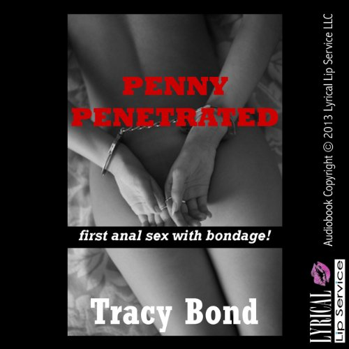 Penny Penetrated audiobook cover art