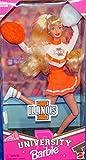 NCAA Edición especial de la Universidad de Illinois Cheerleader Barbie (Barbie) [1996] Figura de muñeca (importación paralela)