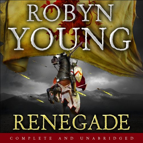 Renegade     Book 2 of the Insurrection Trilogy              By:                                                                                                                                 Robyn Young                               Narrated by:                                                                                                                                 Nick McArdle                      Length: 18 hrs and 56 mins     70 ratings     Overall 4.4