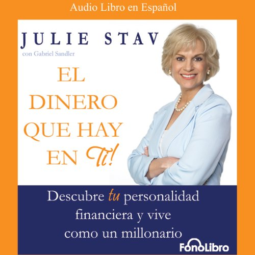 El Dinero Que Hay en Ti (Texto Completo) [The Money in You ] audiobook cover art