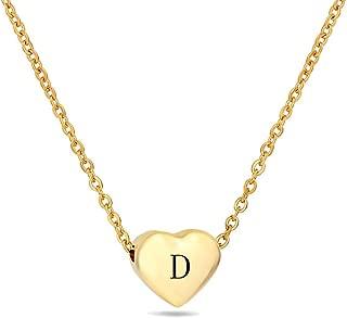 Best letter d necklaces Reviews