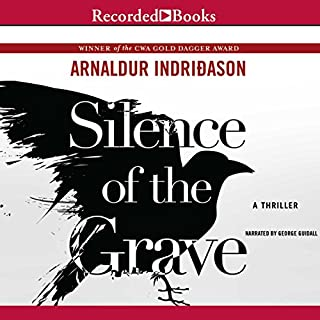 Silence of the Grave audiobook cover art