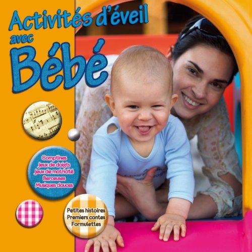 Activités d'éveil avec bébé  audiobook cover art