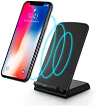 Alpes-Mobile Phone Chargers - Wireless Charger UMIDIGI F2 A5 Pro One S3 Fast Charging Dock Stand Desk UMIDIGI Power 3 UMIDIGI F1 Play F2 QI Wireless Chargers (UMIDIGI One Max For Type-A)