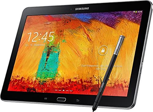 Samsung Galaxy Note 10.1 2014 Edition Tablet (25,7 cm (10,1 Zoll) Touchscreen, 3GB RAM, 8 Megapixel Kamera, 16 GB interner Speicher, LTE, Android 4.3) schwarz (Generalüberholt)