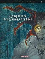 Complainte des landes perdues - Cycle 3 - Tome 2 - Inferno (N/B) de Dufaux Jean