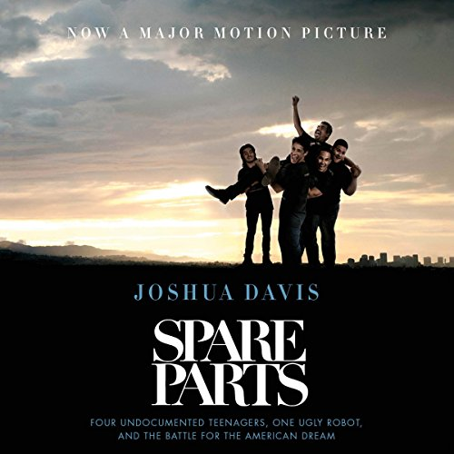 Spare Parts audiobook cover art