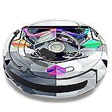 Skin Decal Vinyl Wrap For IRobot Roomba 650 655 Vacuum / Abstract Trooper