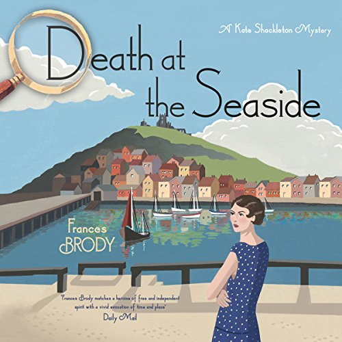 Death at the Seaside audiobook cover art