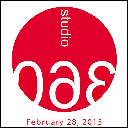 Studio 360: The Fantastical Kelly Link & Designing Better Mondays audiobook cover art