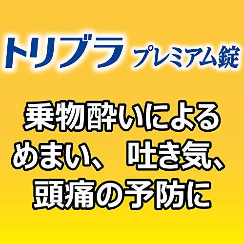 【第2類医薬品】トリブラプレミアム錠6錠