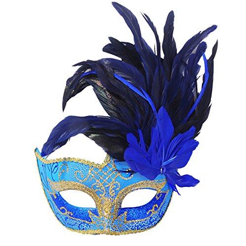- Maske Mardi Gras