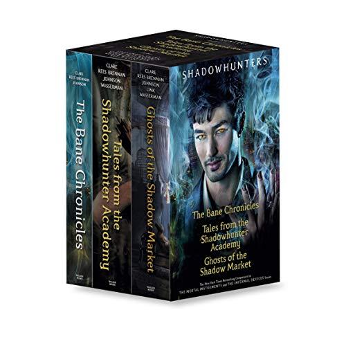 Shadowhunters Slipcase ed.: Cassandra Clare
