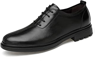 Men's Business Oxford Casual Indulgent Light Gentlemen Atyle Low Top Round Toe Stately Shoes casual shoes (Color : Black, Size : 44 EU)