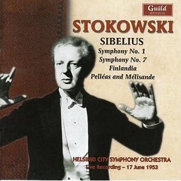 Leopold Stokowski (1882-1977) - Jean Sibelius [1865-1957]