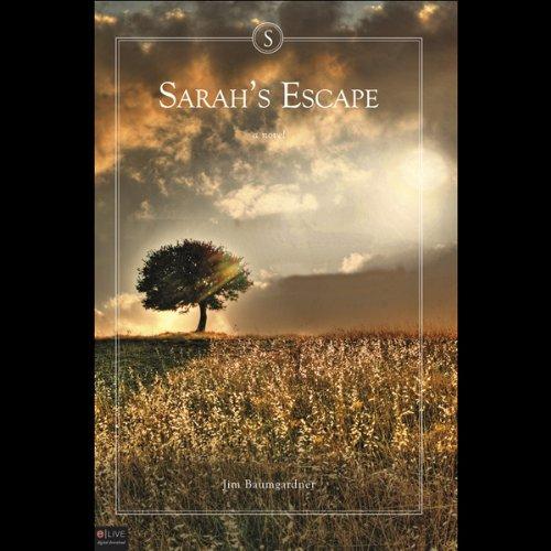 Sarah's Escape audiobook cover art