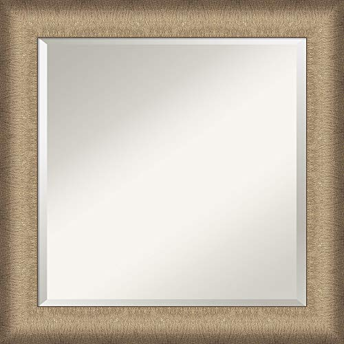 Amanti Art Framed Vanity Mirror | Bathroom Mirrors for Wall | Elegant -