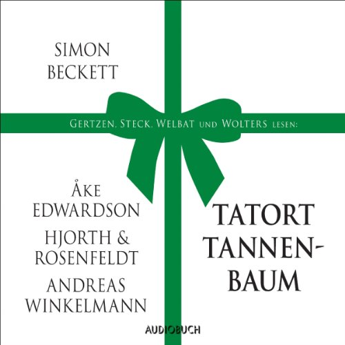 Tatort Tannenbaum                   By:                                                                                                                                 Simon Beckett,                                                                                        Ake Edwardson,                                                                                        Andreas Winkelmann,                   and others                          Narrated by:                                                                                                                                 Hubertus Gertzen,                                                                                        Johannes Steck,                                                                                        Douglas Welbat,                   and others                 Length: 2 hrs and 41 mins     Not rated yet     Overall 0.0