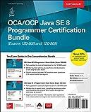Oca/Ocp Java Se 8 Programmer Certification Bundle (Exams 1z0-808 and 1z0-809) [With CD (Audio)] - Kathy Sierra