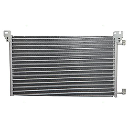 A/C AC Condenser Cooling Assembly Replacement for Hummer Chevrolet Cadillac Pickup Truck SUV 20913751
