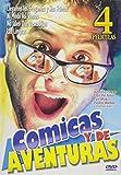 Comicas Y De Aventuras [Reino Unido] [DVD]