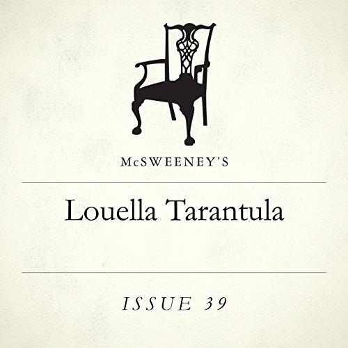 Couverture de Louella Tarantula
