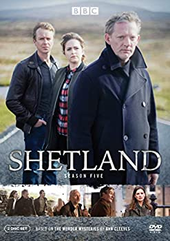 Shetland  Season Five  DVD