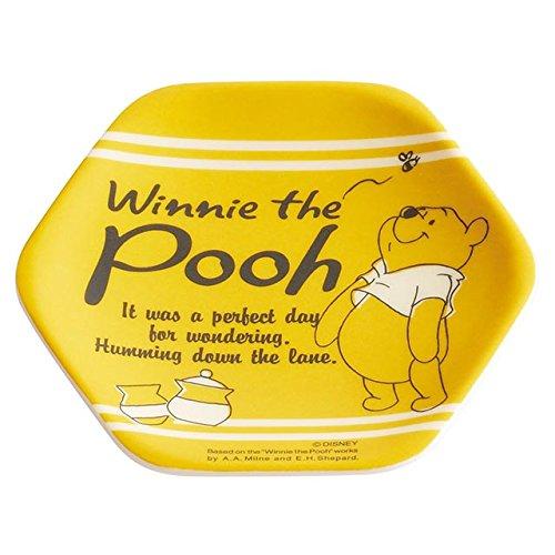 くまのプーさん メラミンプレート ミニ Pooh
