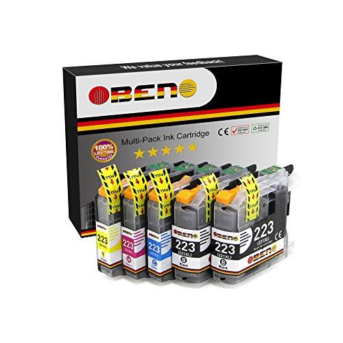Obeno alta resa cartuccia di inchiostro compatibile Brother LC203x L LC203XL LC 203x L
