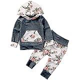 Baby Girl Sweatsuit 18-24 Months Long Sleeve...