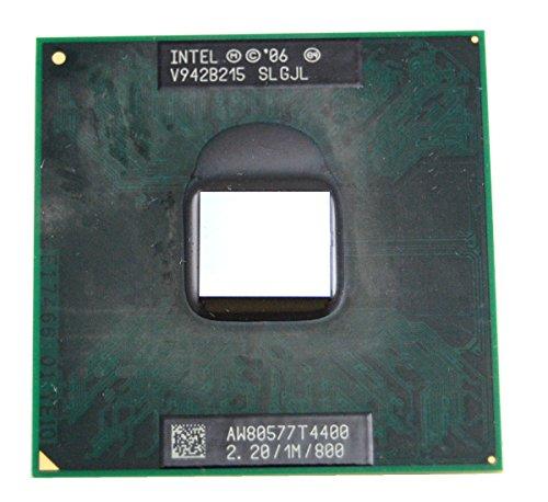 Intel Core T4400slgjl Mobile CPU Sockel P 478PIN 2,2GHz 1MB 800MHz