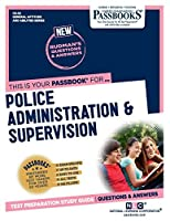 Police Administration & Supervision
