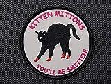 BritKitUSA Kitten Mittons...image